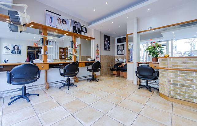 Salon de coiffure